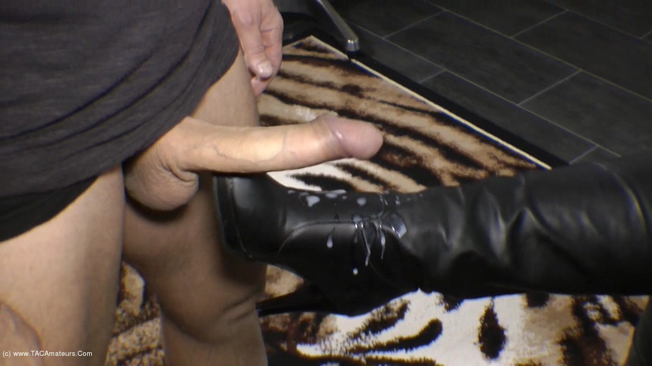 SweetSusi - Use Our Boots & Wank Them Full scene 2