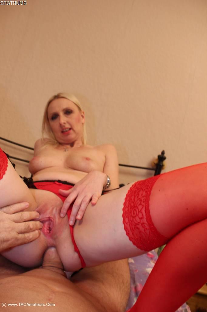 TraceyLain - Red Suspenders Pt2 scene 2