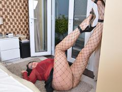 LuLuLush - Lulu's Net Stockings Gallery
