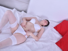 HotMilf - White Lingerie Pt2 Gallery