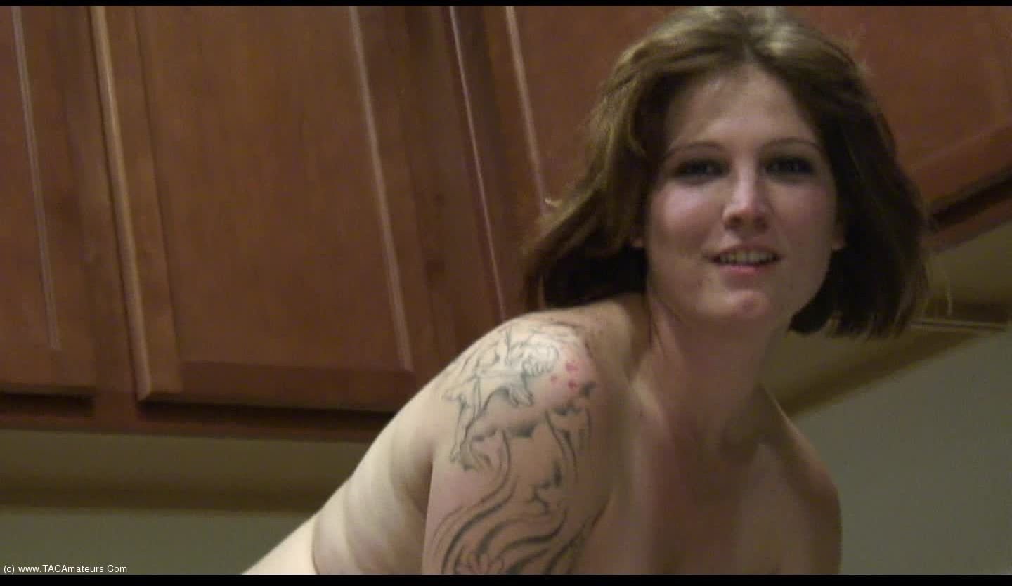 MistyB - Messing around in the kitchen scene 1