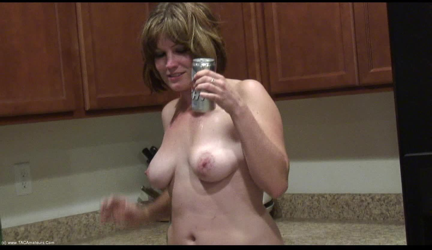 MistyB - Messing around in the kitchen scene 2