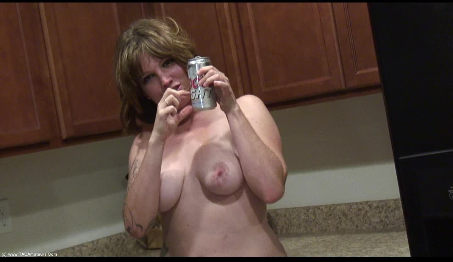 MistyB - Messing around in the kitchen scene 3