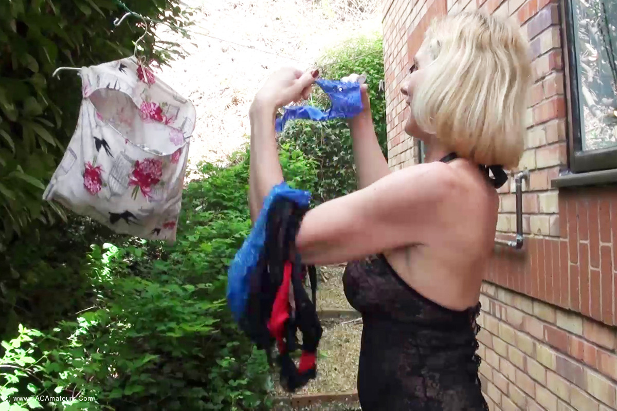 DirtyDoctor - Hanging Out The Washing Pt1 scene 0