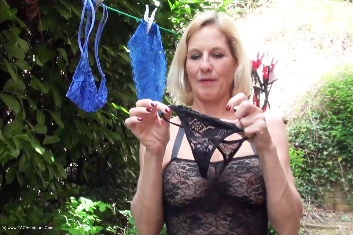 DirtyDoctor - Hanging Out The Washing Pt1 scene 1