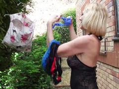 DirtyDoctor - Hanging Out The Washing Pt1 HD Video