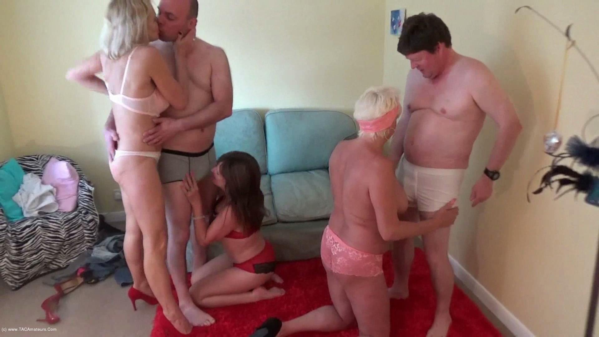 PhillipasLadies - Orgy In The Living Room scene 0