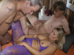 SweetSusi - Susi's 3 Some Spit Roast HD Video