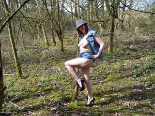 Barby In The Woods