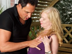 DirtyDoctor - Lily May In The Garden Gallery
