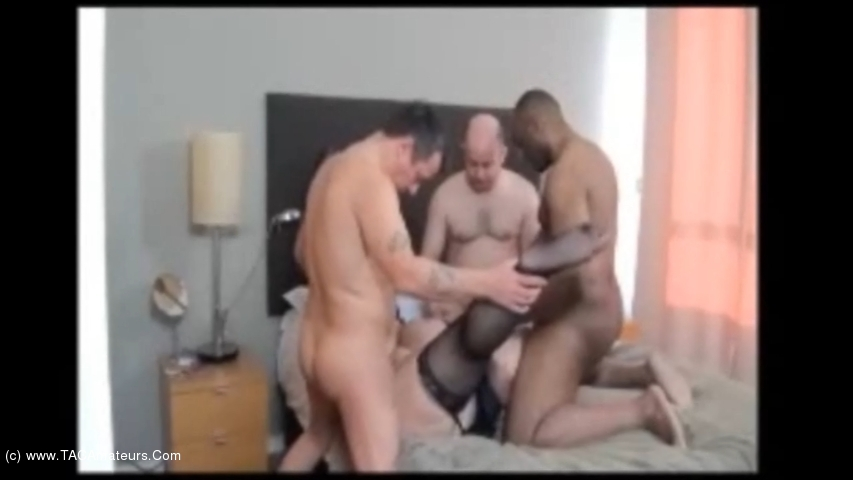 LexieCummings - Three Cocks & One Cunt scene 2