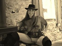BarbySlut - Barby Goes West Gallery