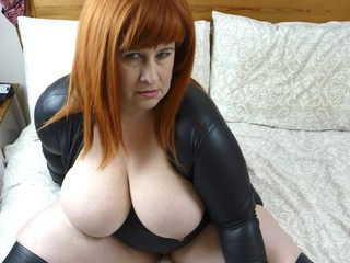 Mrs Leather - Big Black Cock Picture Gallery