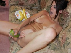 LavenderRayne - Going Bananas Video Pt2 HD Video