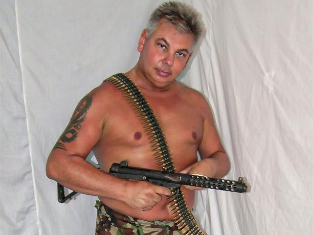 KimsAmateurs - Army John