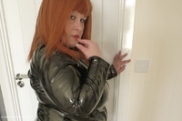 mrsleather - PVC Dress Free Pic 1