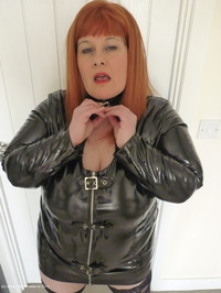 mrsleather - PVC Dress Free Pic 2