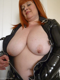 mrsleather - PVC Dress Free Pic 3