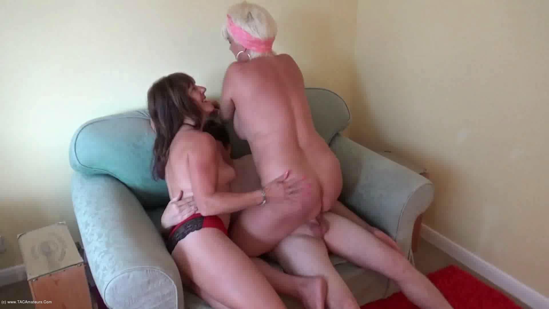 PhillipasLadies - Dimonty Rides A Cock scene 0