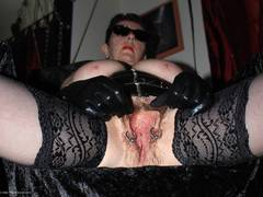 MaryBitch - Busty Mistress With Hairy Pussy Gallery