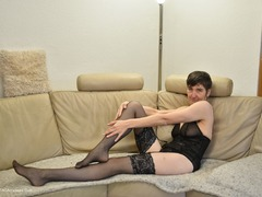 HotMilf - Black Nylons Pt1 Photo Album