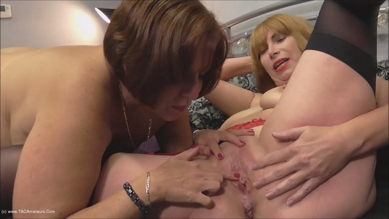 BarbySlut - Barby & Curvy Claire Pt2 scene 3
