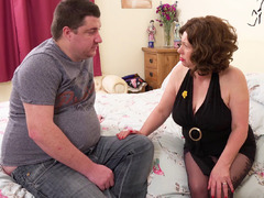 DirtyDoctor - Auntie Trisha & Her Nephew Buddy Pt1 HD Video
