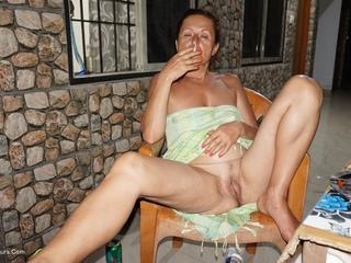 Balcony Striptease Pt2