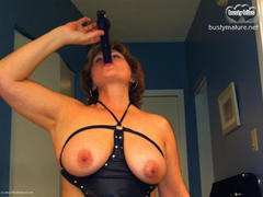 BustyBliss - Have Some Busty Bliss Dicken's Cider Pt1 HD Video