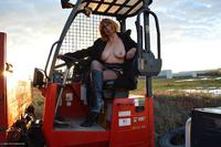 barbyslut - Barby & Her Trucker Free Pic 2