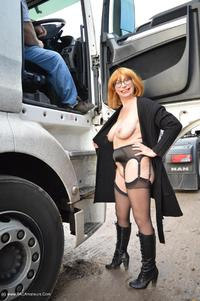 barbyslut - Barby & Her Trucker Free Pic 3