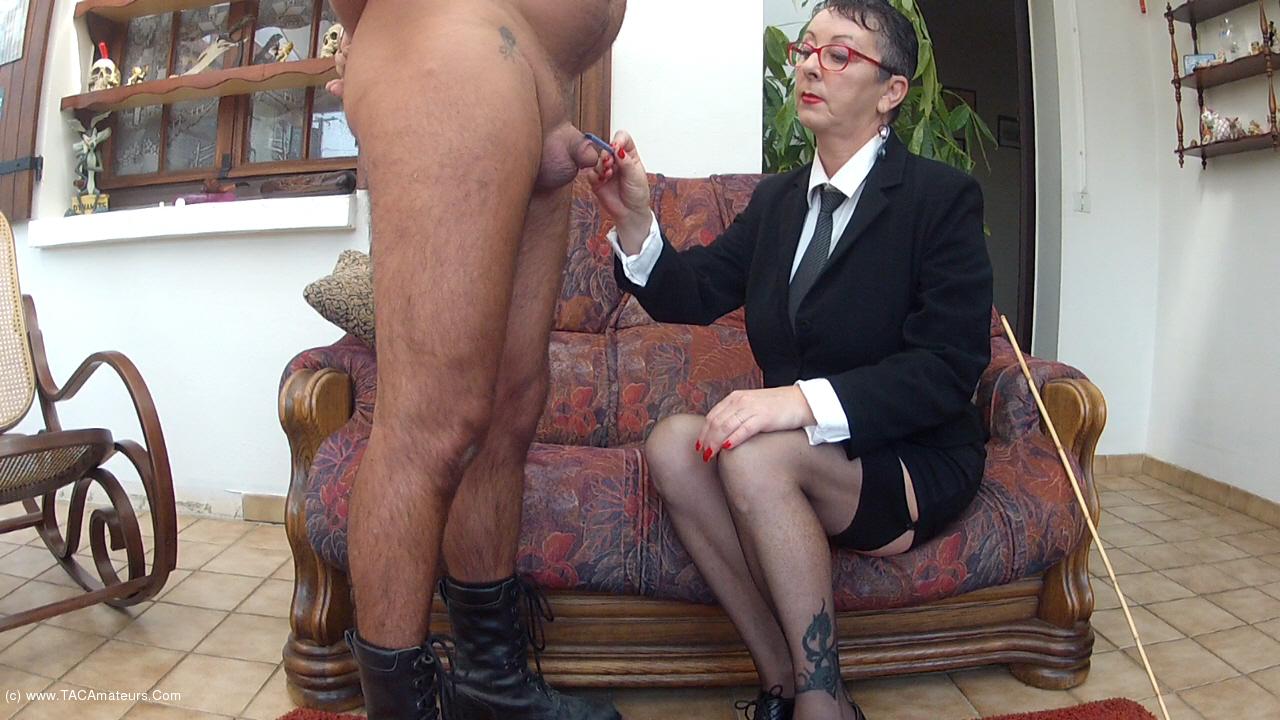 MaryBitch - Small Penis Humiliation scene 0