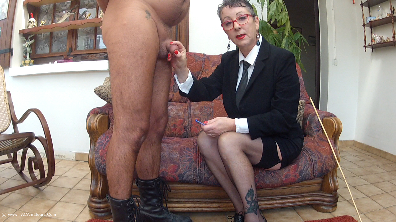 MaryBitch - Small Penis Humiliation scene 1