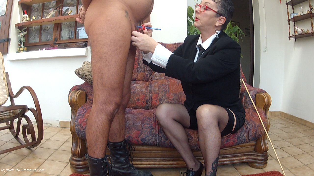 MaryBitch - Small Penis Humiliation scene 2