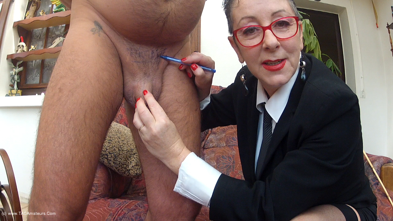 MaryBitch - Small Penis Humiliation scene 3