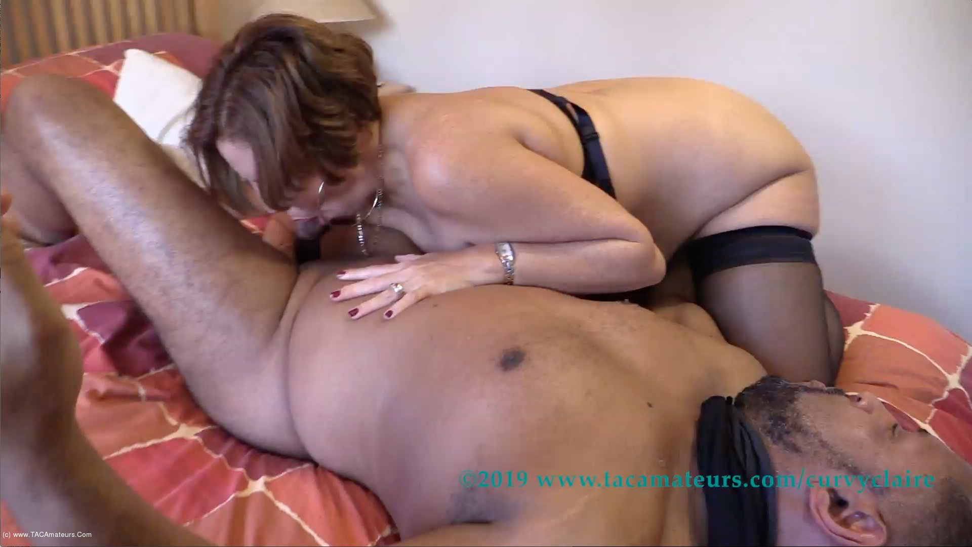 CurvyClaire - Claire's Masked Robber Pt3 scene 3