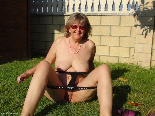 Garden Boxing and Sunbathing