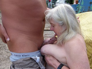 Kims Amateurs - Seventy Two Year Old April  John Picture Gallery
