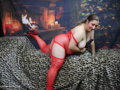 KimberlyScott - Chest Nuts Roasting By An Open Fire Pt1 Gallery