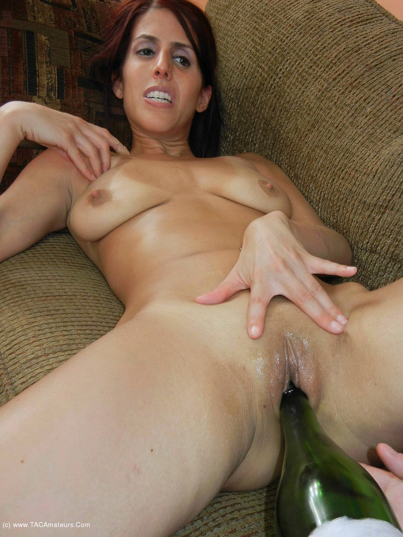 LavenderRayne - 2 horny lesbos with a bottle video pt2 scene 2