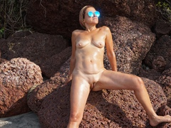 DianaAnanta - Nudist Beach Gallery