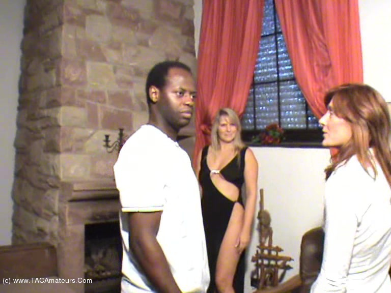 SweetSusi - The Horny Marketeer Interracial 3 Some scene 2