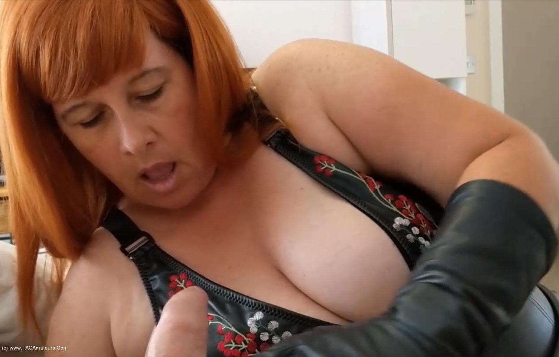 MrsLeather - Titty Fucking A Neighbour Pt1 scene 1