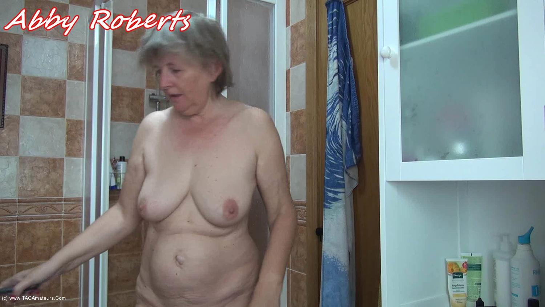 AbbyRoberts - Body Lotion On My Tits Pt1 scene 0