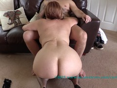 CurvyClaire - Sofa Fuck Pt3 HD Video