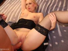 TraceyLain - Leather Corset Pt2 HD Video
