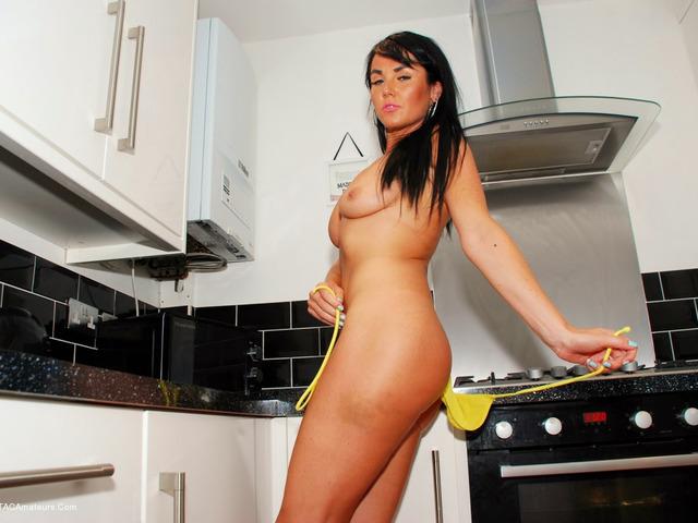Teensy Weensy Yellow Bikini Pt2