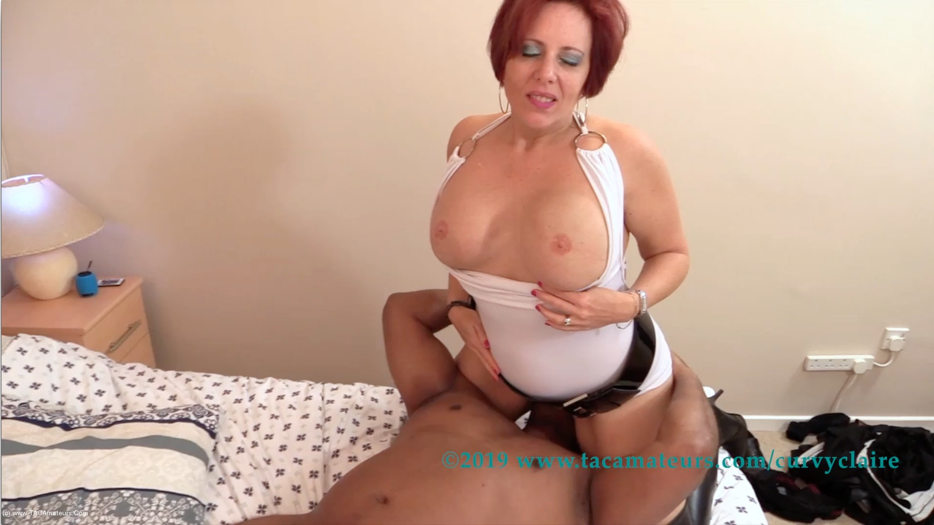 CurvyClaire - Hi Honey I'm Home Pt3 scene 2