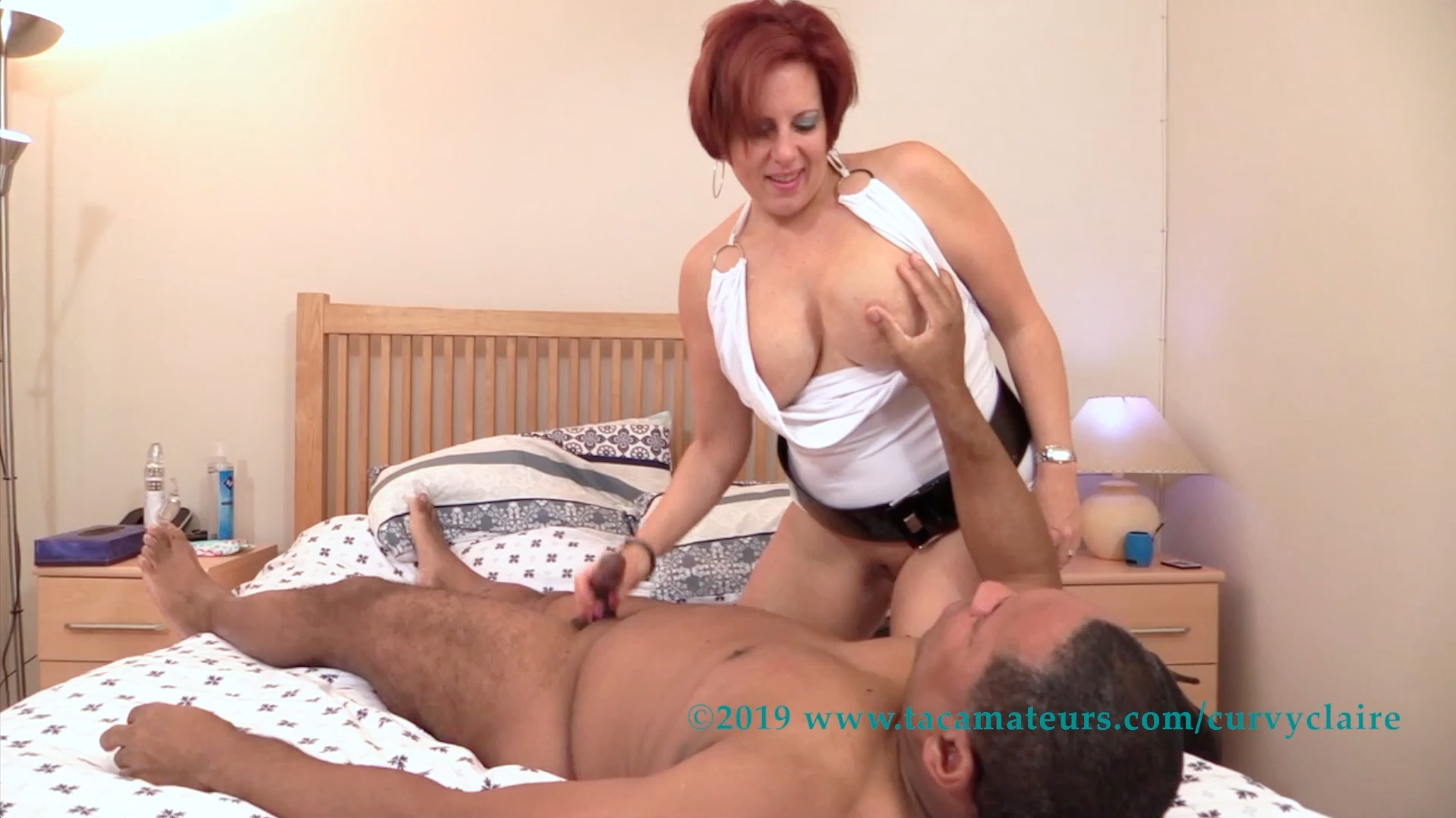 CurvyClaire - Hi Honey I'm Home Pt4 scene 0
