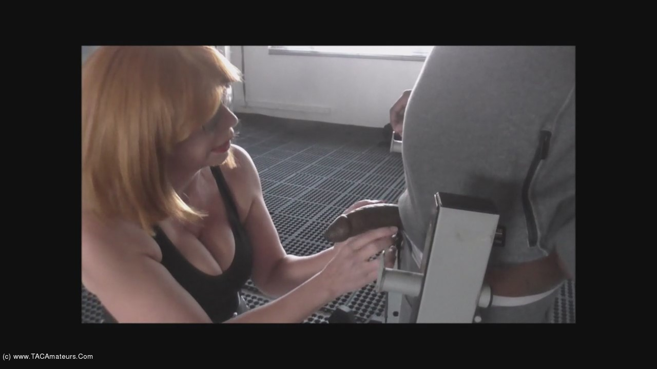 BarbySlut - Barby & Her BBC scene 0